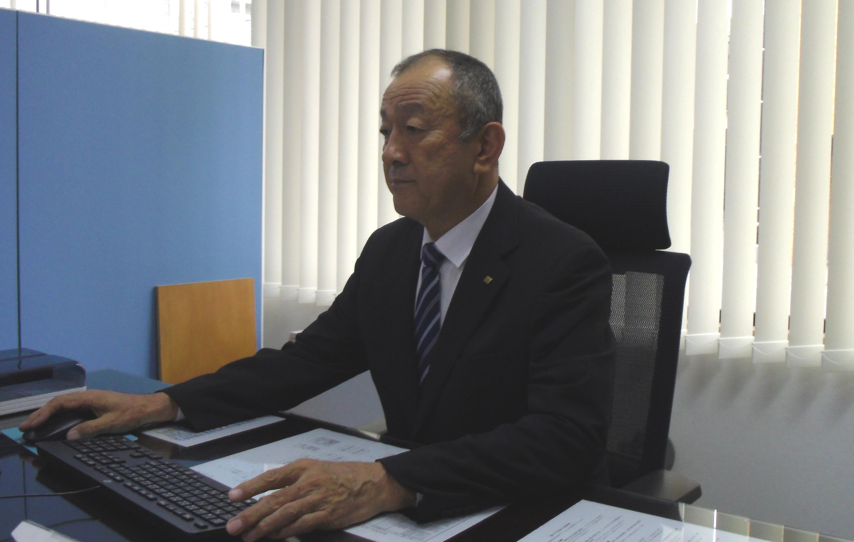 代表取締役 坂本 克範